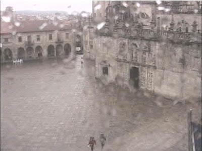 lluvia gallego