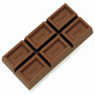 japonés chocolate