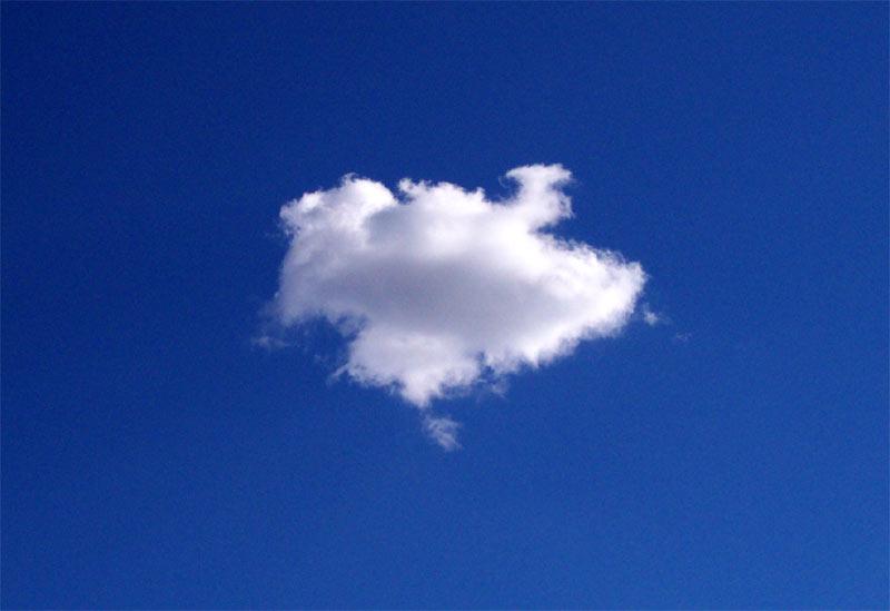 cumulo humilis un tipo de nube