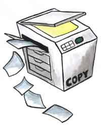 fotocopia birlí