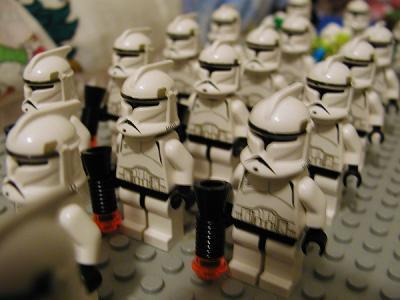 ¿cuántos clones hacen falta?